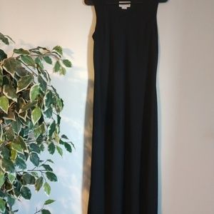 Chadwick's long black dress size 8
